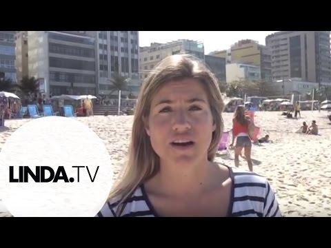 Kim Lammers is ook gearriveerd in Rio || Afl. 3 Spelen in Rio || LINDA.tv