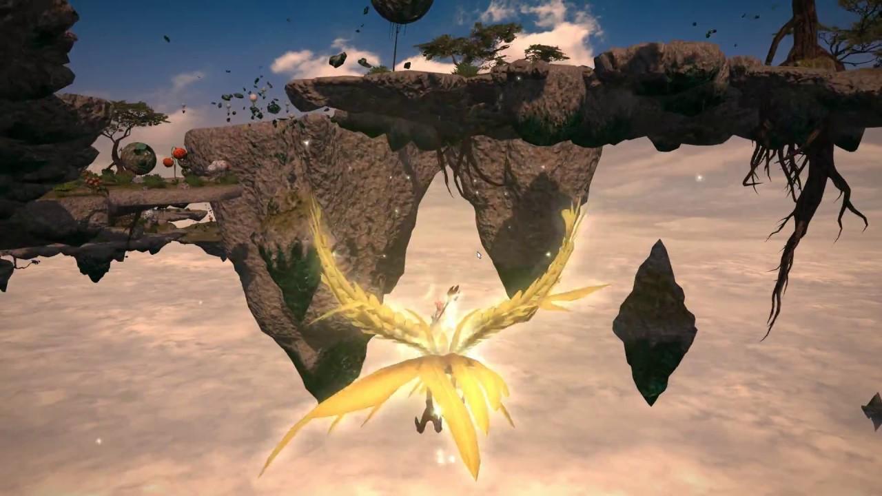 FFXIV Firebird's Theme