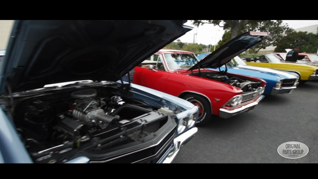 2019 OPGI Spring Summer Series: Chevy Show