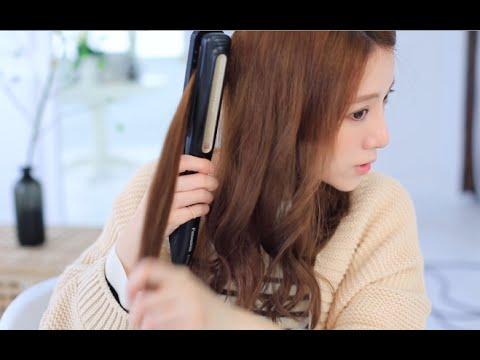 【電棒捲教學】HoneyQueen-五分鐘創造鬆軟迷人的捲髮!