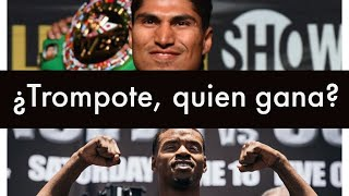 ¿Quién gana este trompote, Errol Spence Jr o Mikey García?