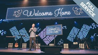 Welcome Home // Kevin Queen // Full Service // Cross Point Church