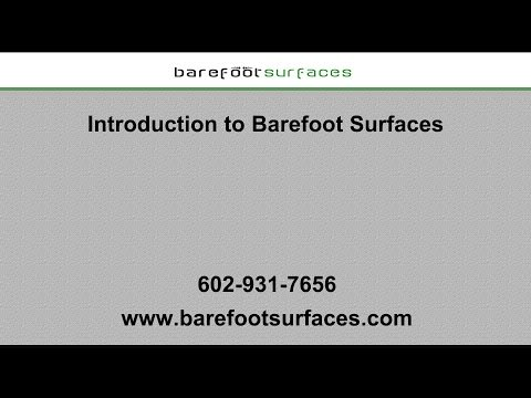 Introduction to Barefoot Surfaces in Gilbert