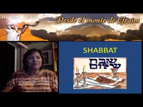 ESTUDIO 19: LAS FIESTAS DEL ETERNO: EL SHABBAT