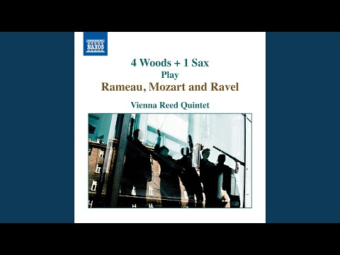 Suite in A Minor, RCT 5 (Arr. R. Hekkema for Reed Quintet) : III. Sarabande mp3