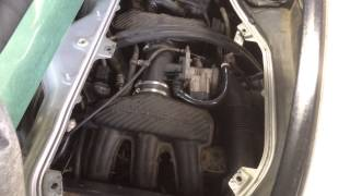 986 porsche boxster 2 5 first start after ims and engine sw
