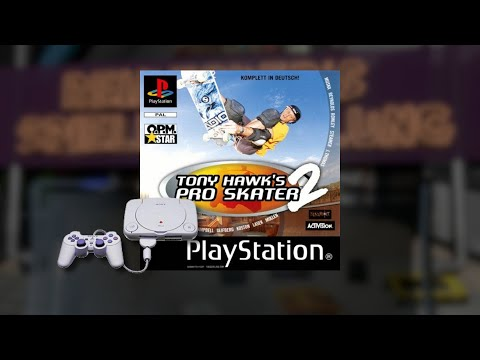 Gameplay : Tony Hawks Pro Skater 2 [Playstation]