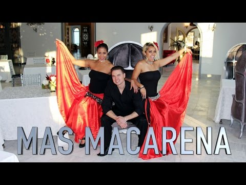 Mas Macarena- Gente De Zona F. Los Del Rio- MIRONZUMBA