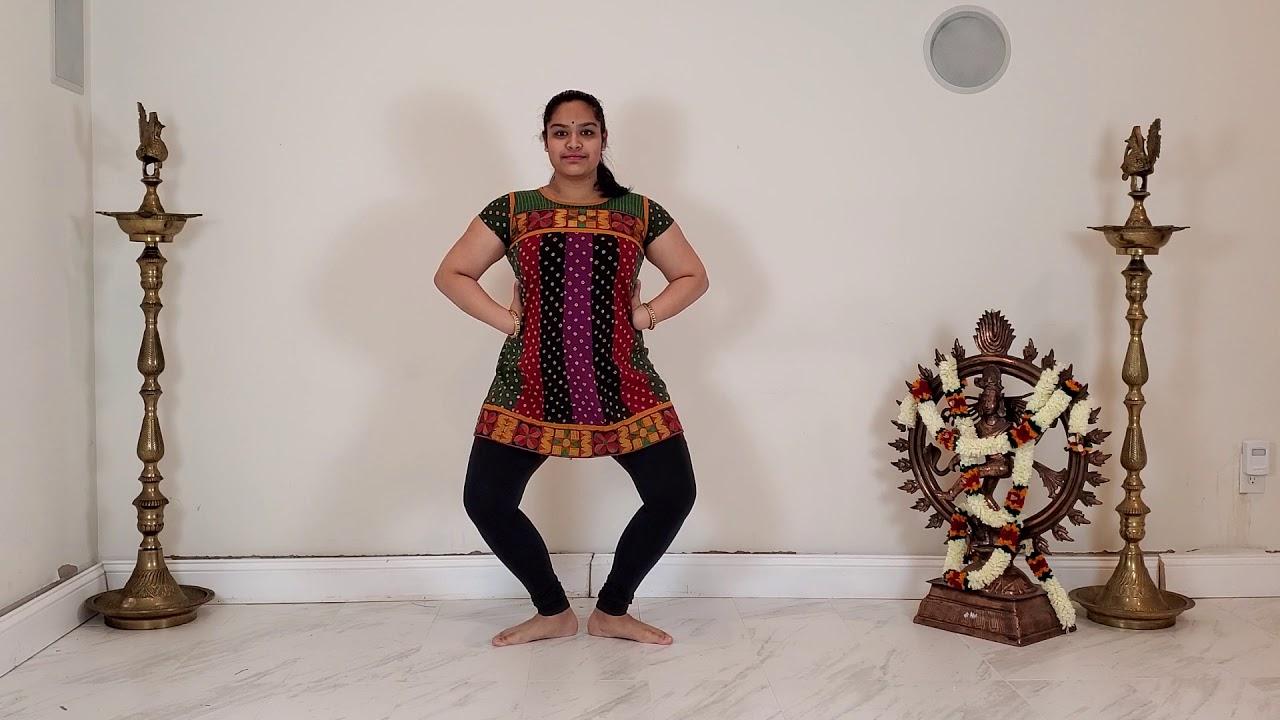 Thattadavus 1 to 4 - Hastaswara Bharatanatyam and Carnatic music