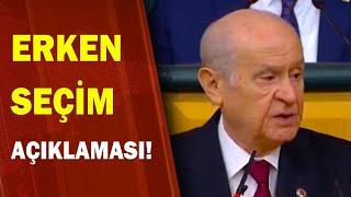 Kılıçdaroğlu'nun Erken Seçim Çağrısına Yanıt! / A Haber