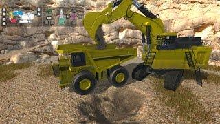 DIG IT! A Digger Simulator - Extra Large Sandbox