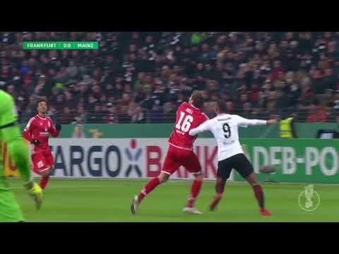 Der Weg zum DFB-Pokalsieg 2018 | Eintracht Frankfurt | Alle Tore & Siegerehrung