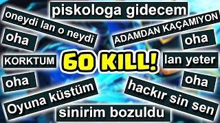 CHALLENGERA URFTA MAİNİ GELİRSE?!! 60 KILL 1200 AP URF FIZZ!!   BARIŞ CAN