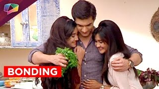 Naira, Gayu and Kartik to bake a cake for Akshara