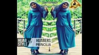 baju muslim cantik dan trendy 2013