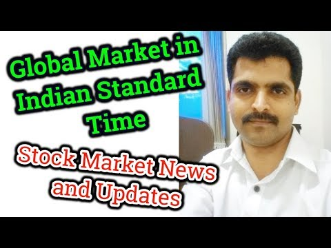 Global Market in Indian Standard Time | Stock Market News and updates