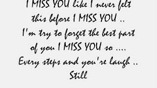 Download Lagu Hoolahop- All i wanted to tell you that i'm missing you (Lyric) mp3