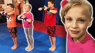 PAYTON MYLER is the Best! - Pink Ranger & American Ninja Warrior Junior
