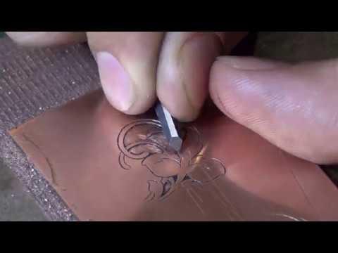 Видеоурок гравировка на металле
