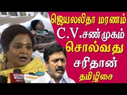 2 Women Enter Sabarimala tamilisai response tamil news live