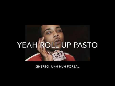 G-Herbo-Never Cared (lyrics)