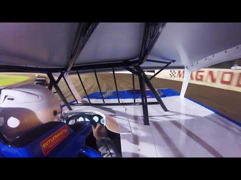 Magnolia Motor Speedway Golden Egg Spring Nationals 4-26-19 (Chad Thrash in car cam)
