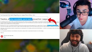 TFBlade Receives an Email by Riot Games | Yassuo Tells Fans to Harass this Guy | LoL Moments