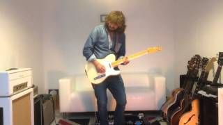 Fender Telecaster 59 and Fender Deluxe Reverb