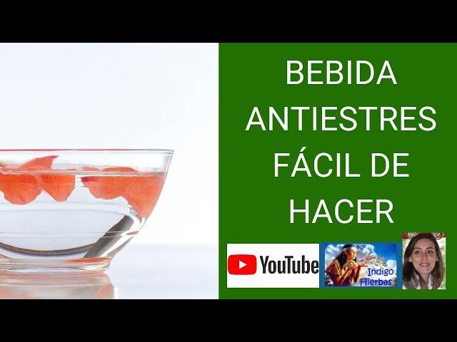 Bebida Anti estres