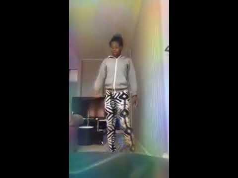 Energy walking by Nigerian Michael Jackson