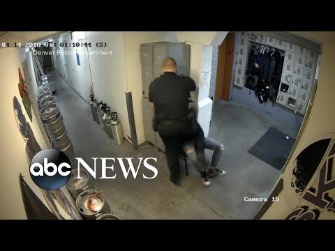A Denver police officer under investigation after incident with arrested suspect