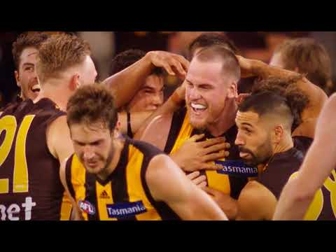 Hawthorn - Don't Believe In Never - AFL 2018