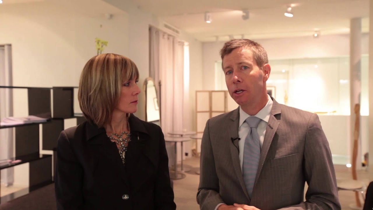 COP21 Hub Culture Paris 2015 Interview with John E  Morton - Overseas Private Investment Corporation