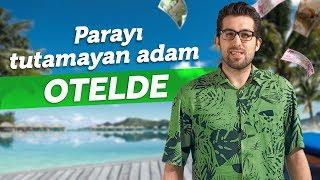 Parayı Tutamayan Adamın Otel Macerası Başladı! - Garanti Emeklilik