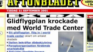 Aftonbladet.se 9/11 livesändning