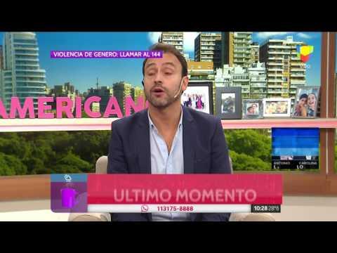 Claudio Caniggia le dio el ultimátum a su hija: O la cortás o te volvés