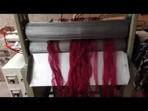 Synthetic hair Jumbo Braid  machine
