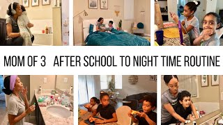 STAY AT HOME MOM OF 3 NIGHT TIME ROUTINE // Jessica Tull