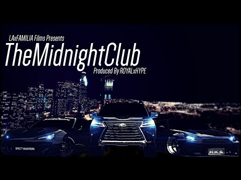 GTA 5 (PC) The Midnight Club Ep. 2 - The Talk