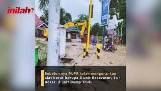Kementerian PUPR Tambah Alat Berat Mempercepat Penanganan Darurat Banjir Bandang di Luwu Utara - inilah.com