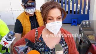 MARÍA SORTE NUNCA SE FUE DE MÉXICO TRAS POLÉMICA CON SU HIJO OMAR GARCÍA HARFUCH?😱ESTRENA NOVELA.