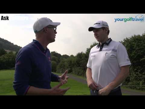 Ryder Cup Memories Stephen Gallacher
