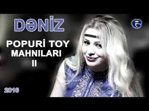 DENIZ - Popuri Toy Mahnilari 2 | 2016