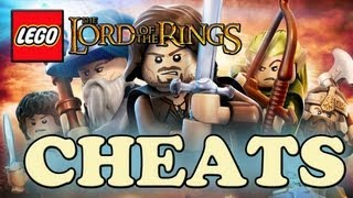 LEGO Lord of the Rings - CHEATS