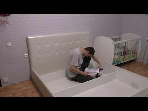 Vlog: Собираем Новую Кровать С Ами мебель/ Будни Многодетных