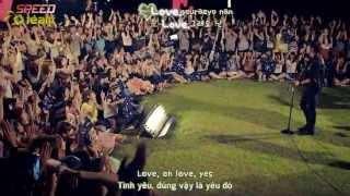 [Vietsub + Engsub + Kara] Roy Kim (로이킴) - Love Love Love