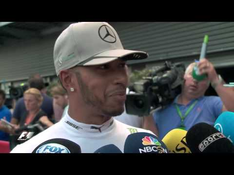 Drivers Report Back After a Close Qualifying | Belgian Grand Prix 2016