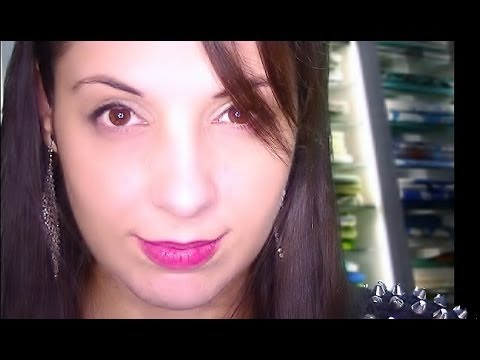 ASMR Binaural Garment and Suit Jacket Fitting Role Play For Relaxation (Gender Neutral)