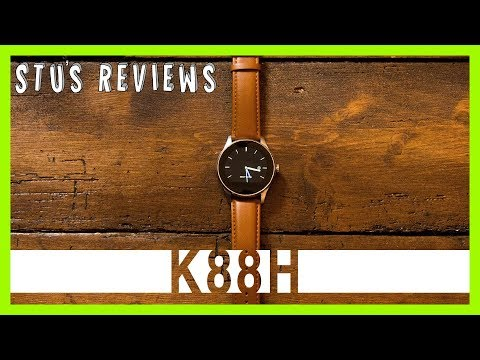 K88H Smartwatch | Cheapest Smart Smartwatch | Review