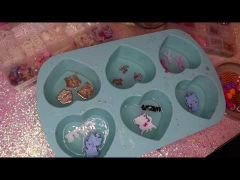LALALOVEABLES: WATCH ME RESIN